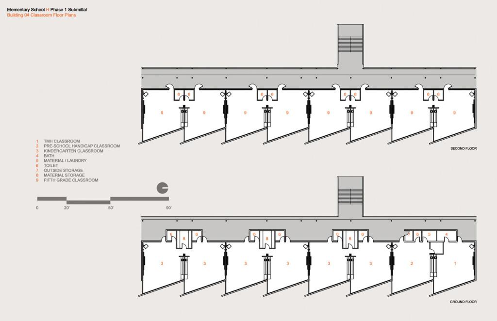 Building 04 Floor Plan