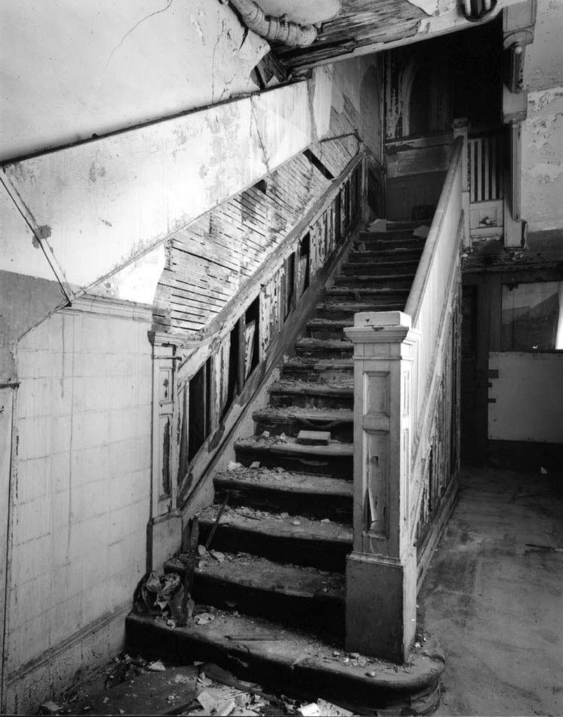 East Stair - 1997