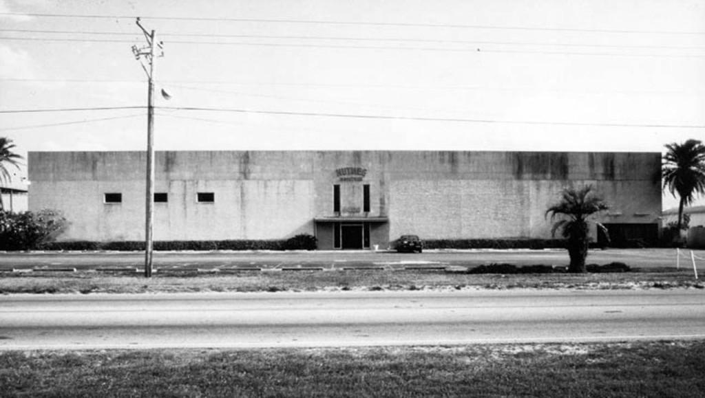 North Facade of Existing Building