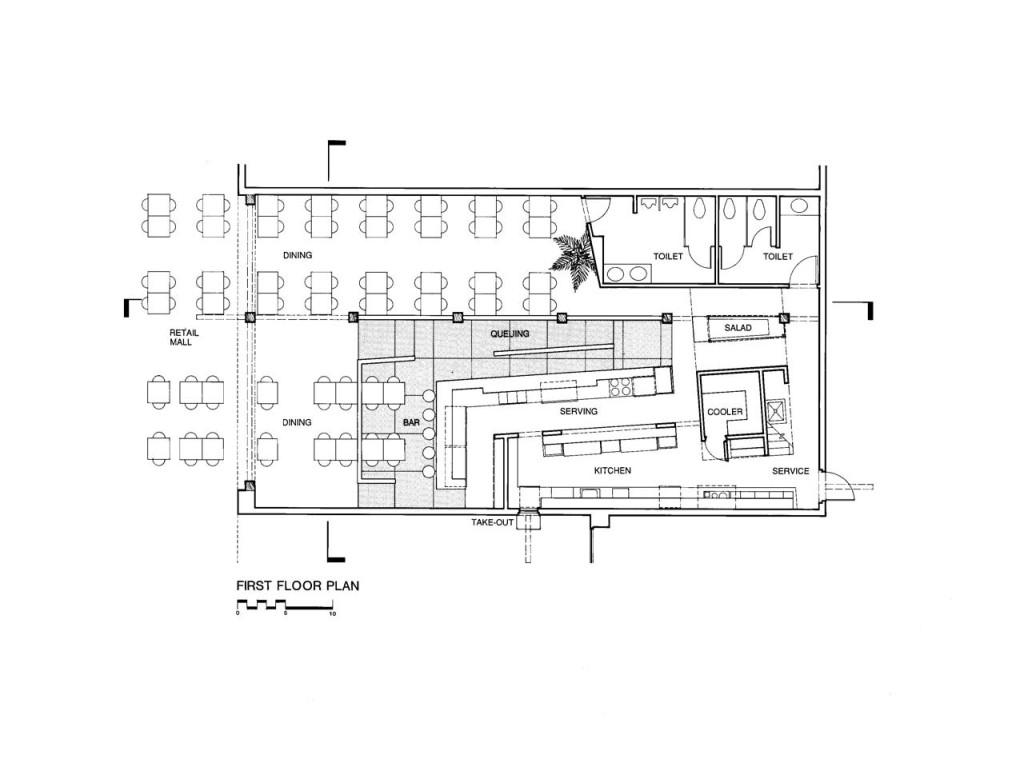 Loading Dock Westshore Rowe Architects