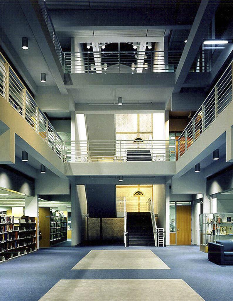 Atrium Stairs