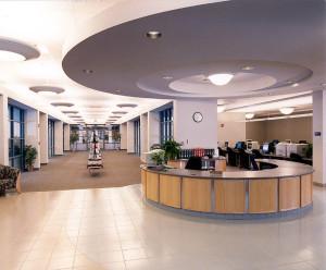 Media Center Circulation Desk