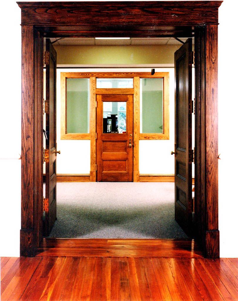 Courtroom Interior Doors