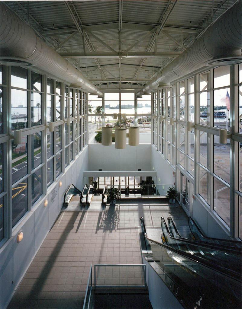 Atrium - Public Lobby