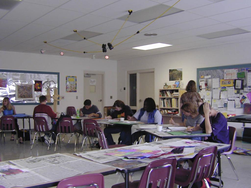 Classroom Art