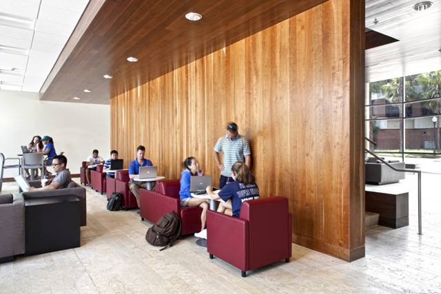 Student Lounge at Ground Floor