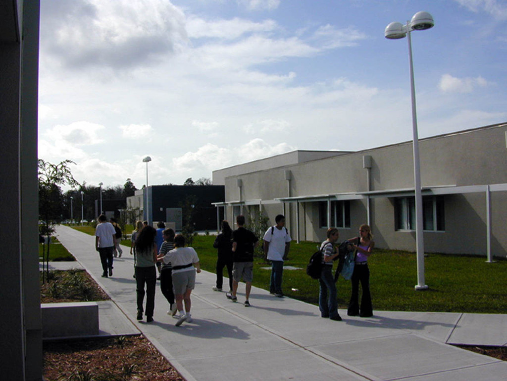 Student Walkway