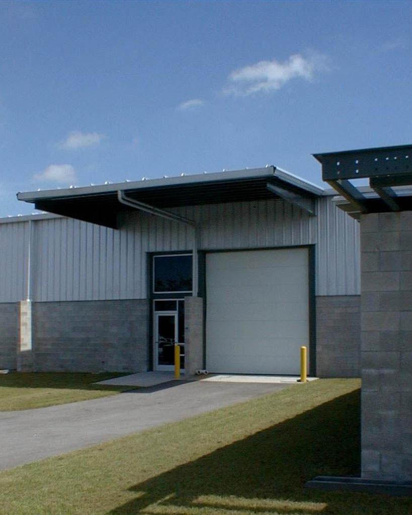 Hillsborough County Warehouse