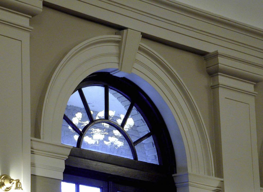 Restored Window Detail