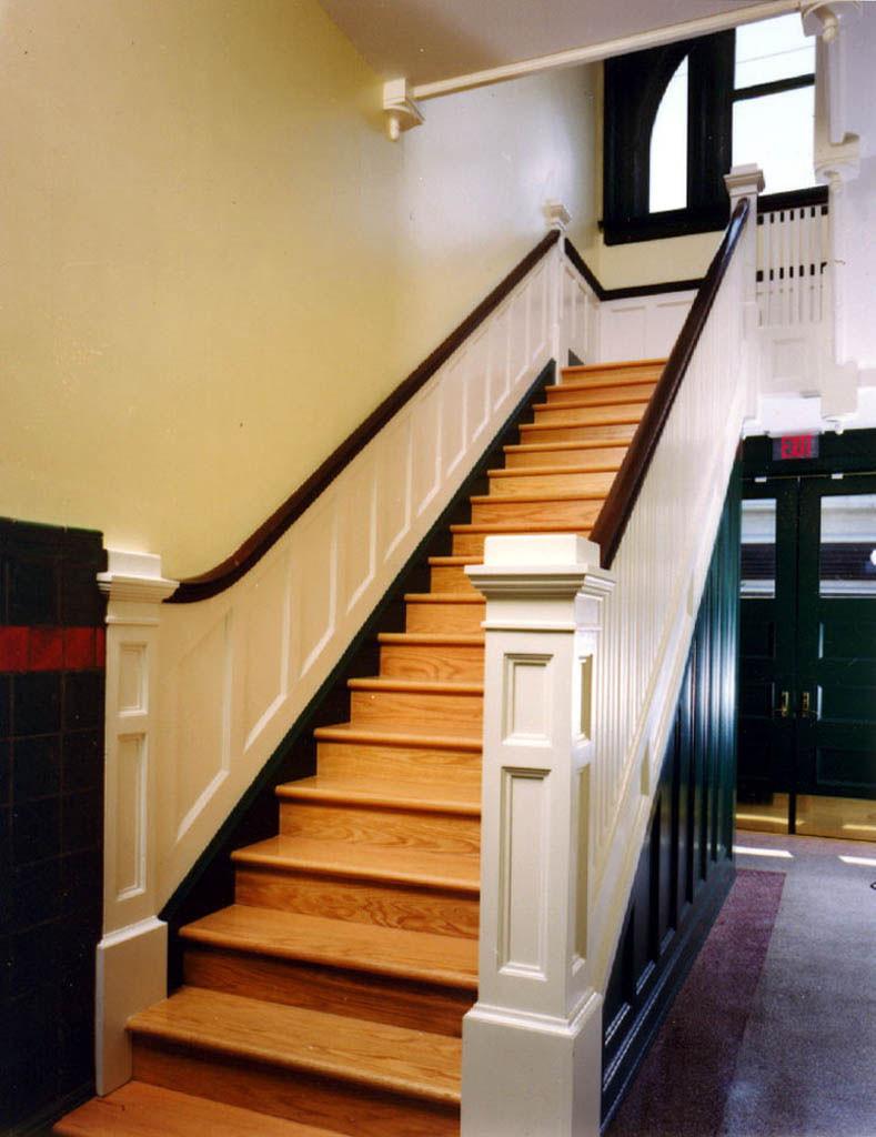 East Stair