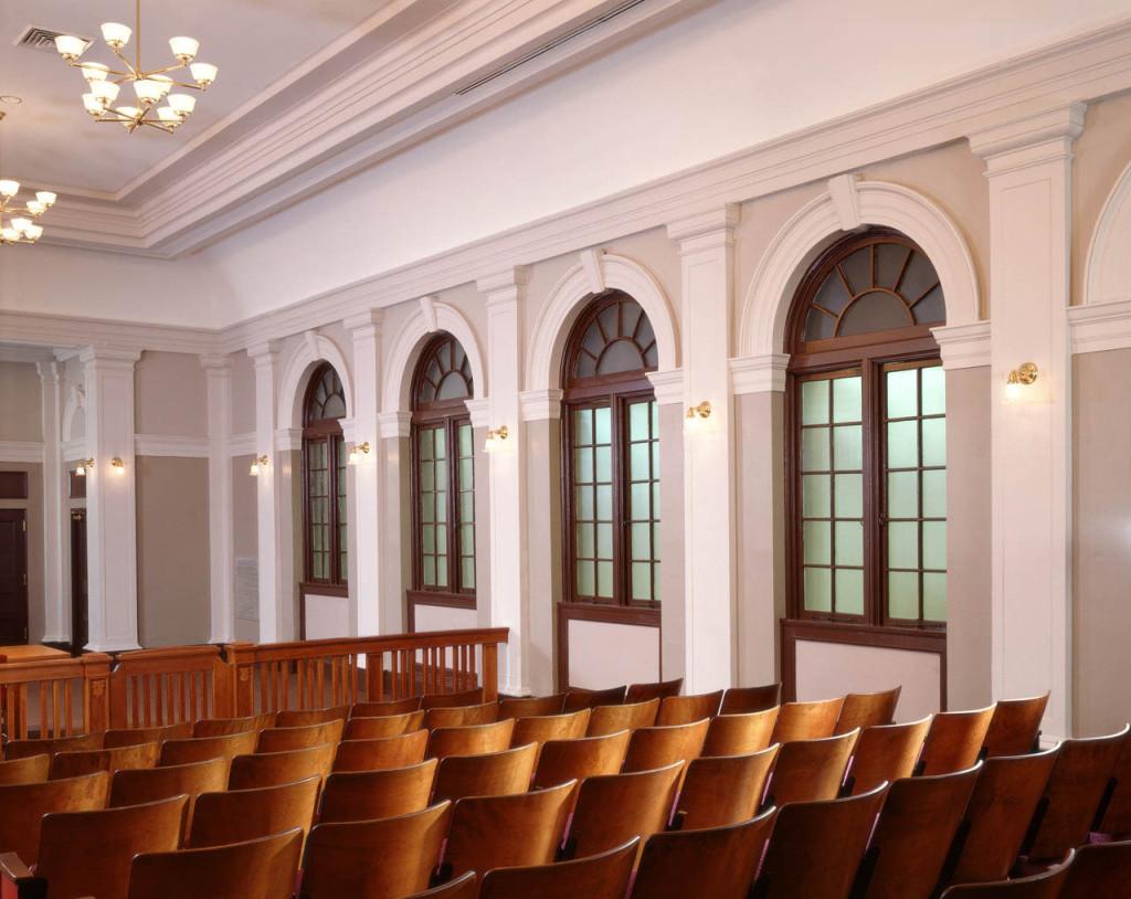 Courtroom, East Side