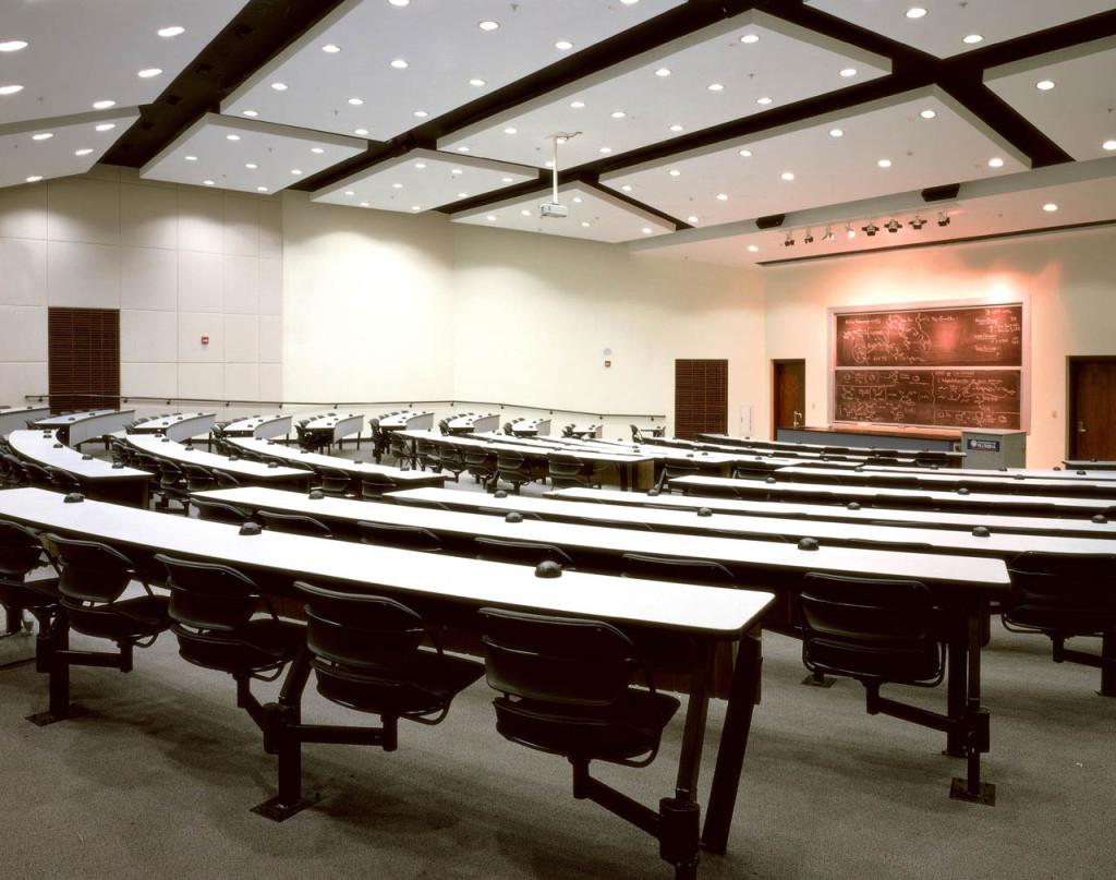 200 seat Teaching Auditorium Addition