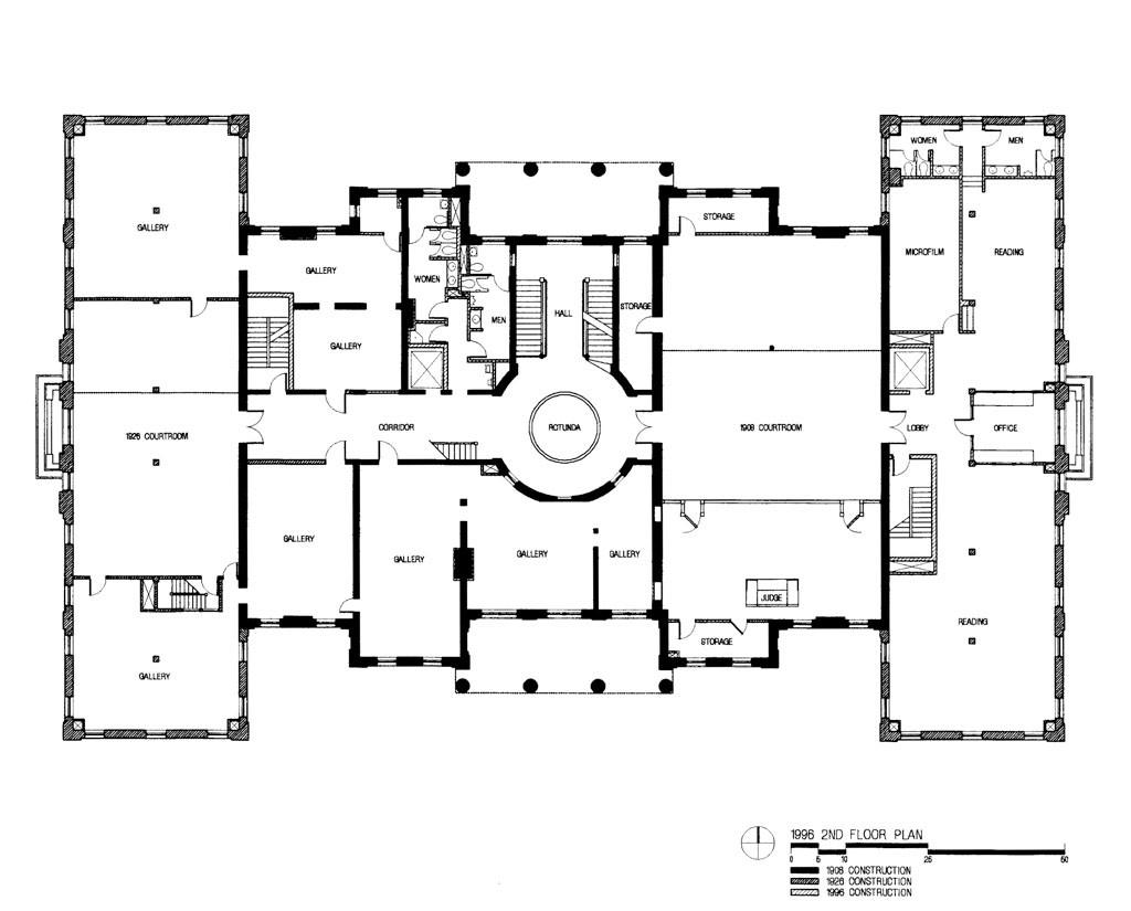 1996 2nd floor plan