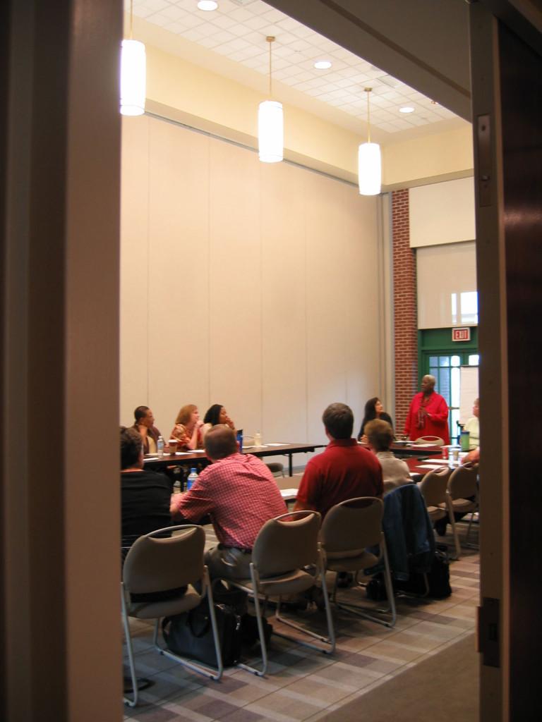 Meeting Space at Multi-Purpose Room