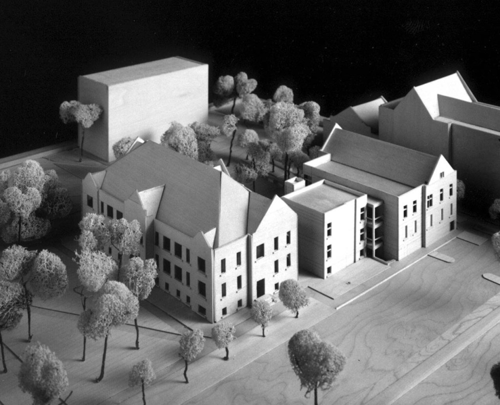 Model View from Northwest