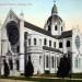 Postcard of Sacred Heart Church, circa 1910