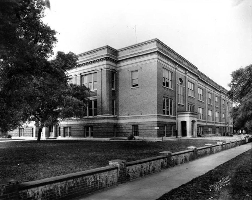 East Facade in 1925