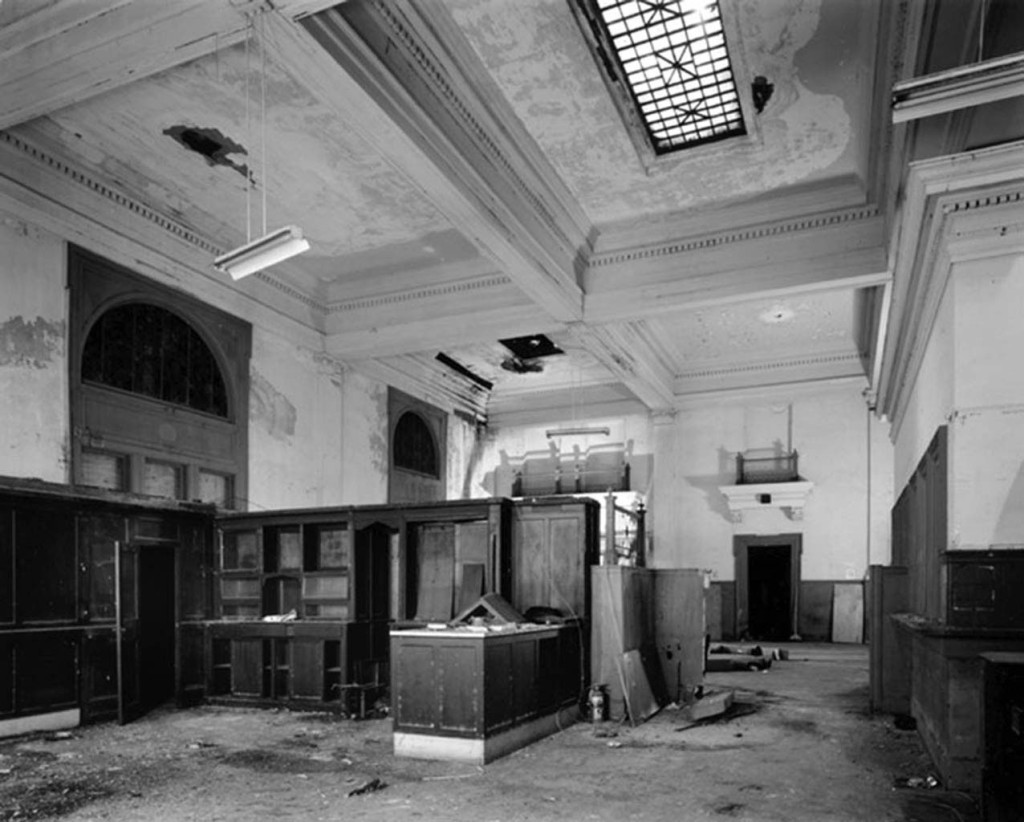 Lobby looking Northeast