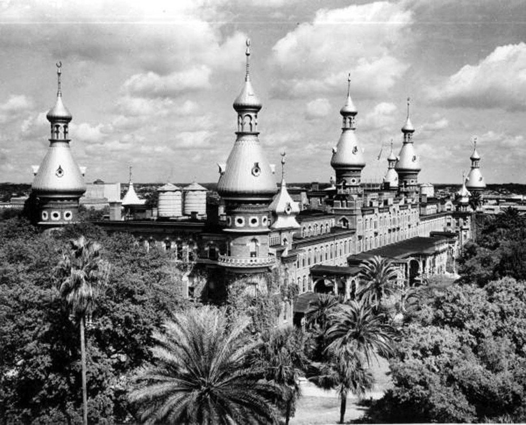 Plant Hall after 1933