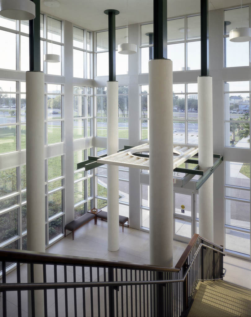 Lobby & Stair